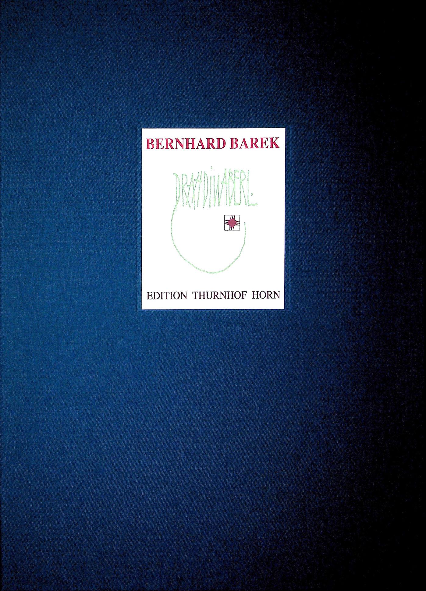 BAREK : DRAHDIWABERL, Graphikkassette