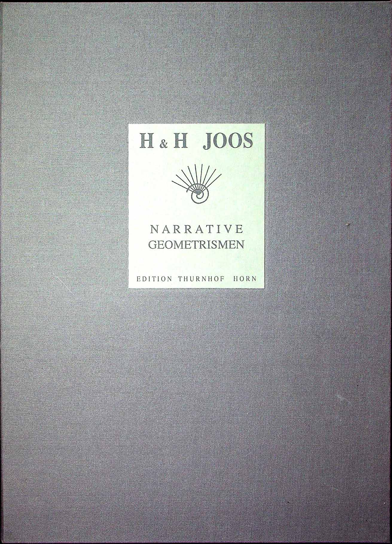 JOOS : NARRATIVE GEOMETRISMEN,Graphikkassette