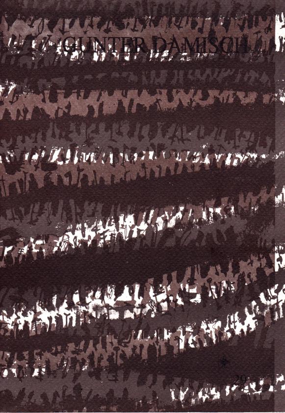 DAMISCH : KAT 29 - ANSICHTEN AUF AUSSICHTEN