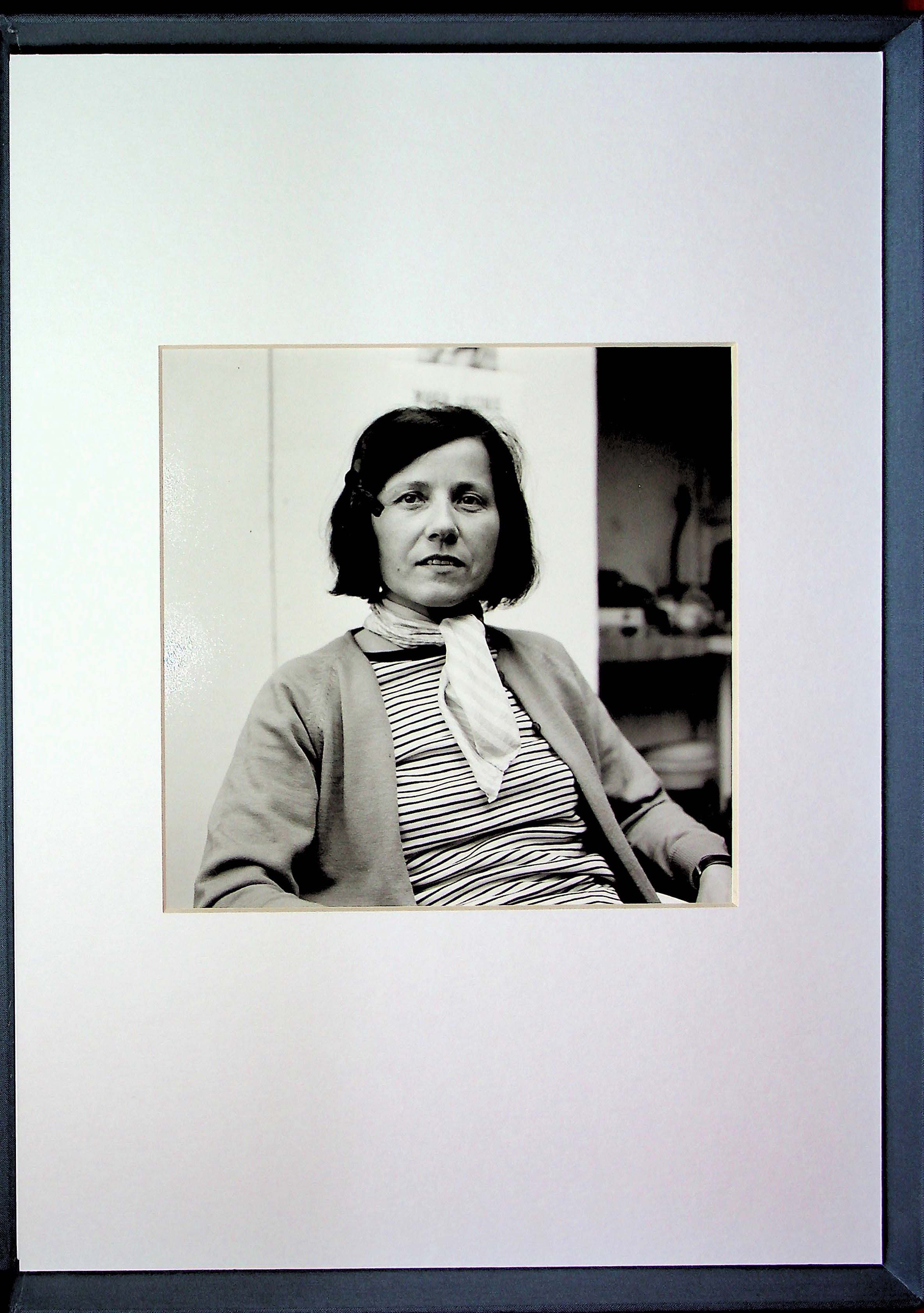 BREICHA : VOR ORT I Fotografische Bildnisse der 1960er Jahre, Bildende