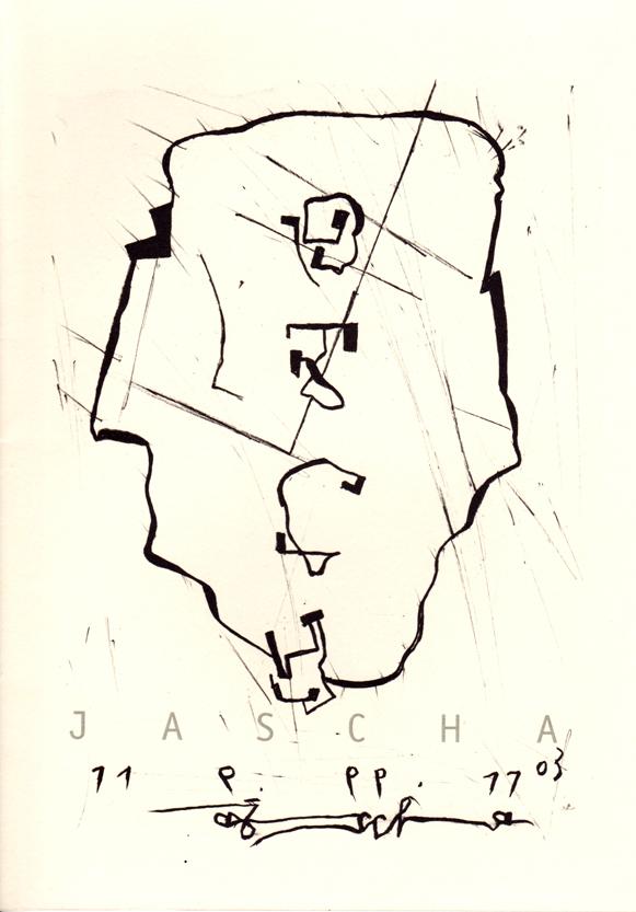 JASCHA : KAT 58 -  Zeichnungen