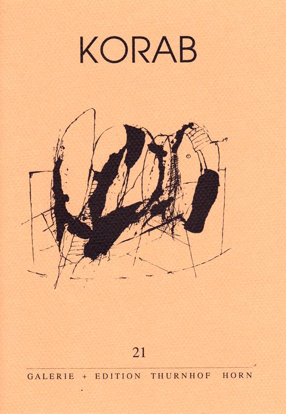 KORAB : KAT 21 -  Neue Bilder und Zeichnungen